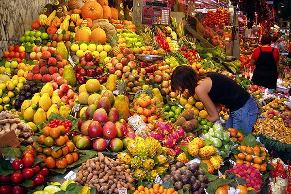 fruits that contain sugar