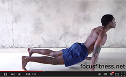 A complete list of the best bodyweight shoulder exercises - Dive bomber push up ...