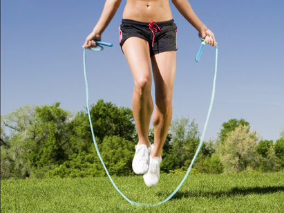 jump rope workouts at home