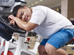 lack of motivation to exercise