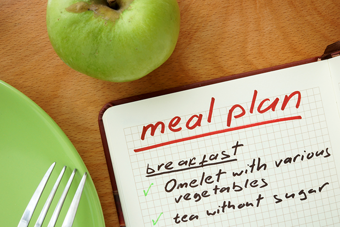 meal prep ideas for weight loss - diet plan
