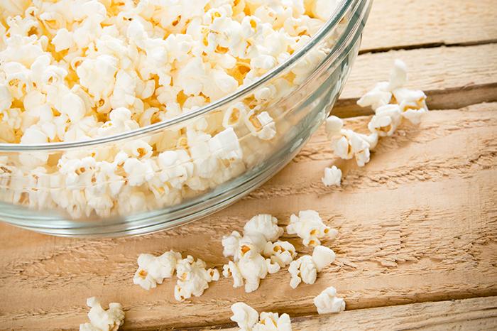 Popcorn Low Carb Popcorn