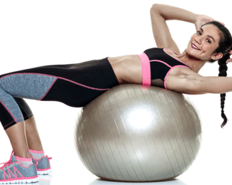stability ball ab exercises