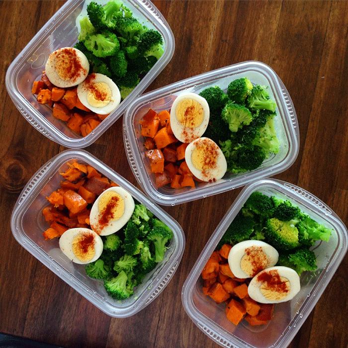 weight loss prep meals ideas