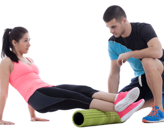 foam roller stretches and exercises