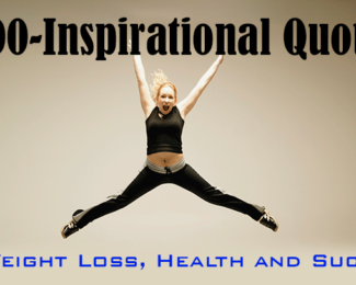 500 Inspirational quotes on weight loss health and success