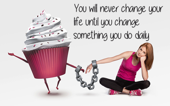 you will never change