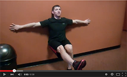 a complete list of the best bodyweight leg exercises